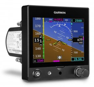 Garmin G5 Electronic Flight Instrument (Non-TSO'd)