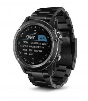D2 Bravo Titanium Pilot Watch