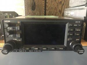 Used Garmin GNS430